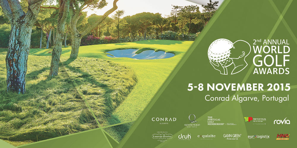 Tee Times Portugal Golf - Portugal Leads Winners at World Golf Awards Ceremony 2015
