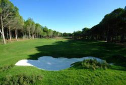 Carya Golf Club Belek
