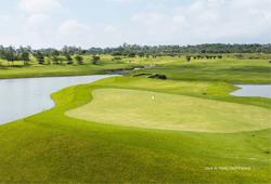 Haldi Golf County (India)