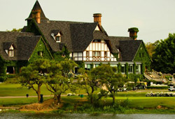 Buenos Aires Golf Club - Green & Yellow
