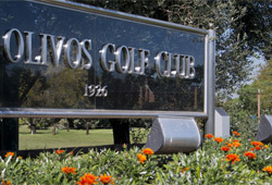 Olivos Golf Club - Blanca & Colorada Course