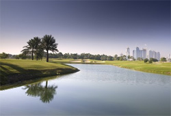Majlis Course at Emirates Golf Club