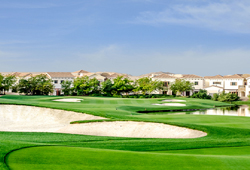 Fire Course at Jumeirah Golf Estates