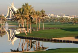 Dubai Creek Golf & Yacht Club (UAE)