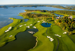 Bro Hof Slott Golf Club (Sweden)