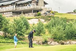 Hills Golf Club