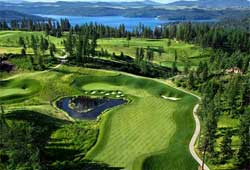 The Golf Club at Black Rock (Idaho)