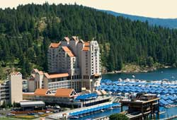 The Coeur d'Alene Resort