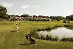 Wellnesshotel Golf Panorama (Switzerland)