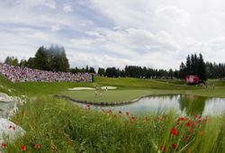 Golf-Club Crans-sur-Sierre (Switzerland)