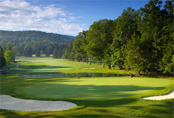 The Omni Homestead Resort - Cascades Course