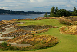 Chambers Bay Golf (Washington)