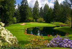 Sahalee Country Club - South & North Course (Washington)