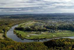 Pete Dye River Course of Virginia Tech (West Virginia)