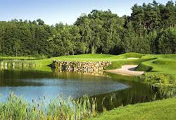 Modry Las Golf Club (Poland)