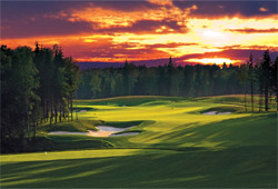 Tseleevo Golf & Polo Club (Russia)