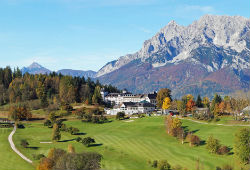 Schloss Hotel Pichlarn Spa & Golf Resort (Austria)