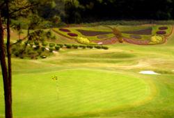 Chung Shan Hot Spring - Palmer Course