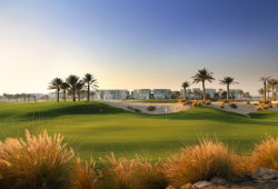 The Royal Golf Club - Montgomerie Course (Bahrain)