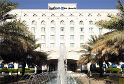 Radisson Blu Hotel Muscat (Oman)