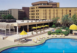 InterContinental Riyadh (Saudi Arabia)