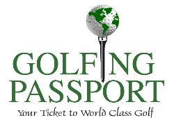 Golfing Passport