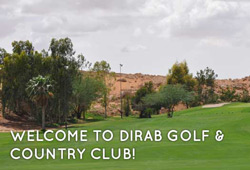 Dirab Golf & Country Club (Saudi Arabia)
