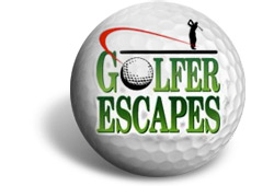 Golfer Escapes