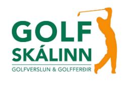 Golfskálinn