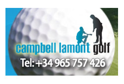 Campbell Lamont Golf