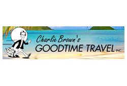 Charlie Brown's Goodtime Travel