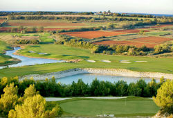 Adriatic Golf Course, Skiper Resort