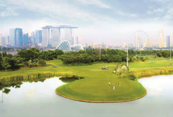 Marina Bay Golf Course (Singapore)