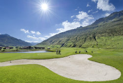 Andermatt Swiss Alps Golf Course (Switzerland)
