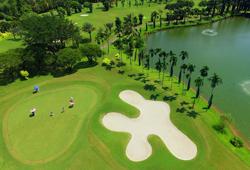 Klub Golf Bogor Raya Golf Course