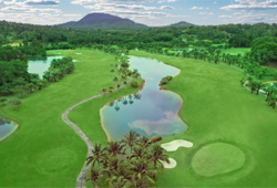 Damai Laut Golf & Country Club Course
