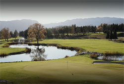 Royal Bled Golf Club (Slovenia)