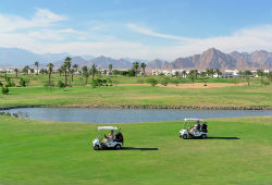 Jolie Ville Golf Course – Sharm El Sheikh