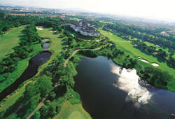 Shenzhen Clubhouse at Mission Hills Golf Club (China)