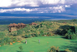 The Great Rift Valley Lodge & Golf Resort (Kenya)