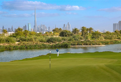 Dubai Hills Golf Club (UAE)