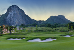 Chee Chan Golf Resort (Thailand)