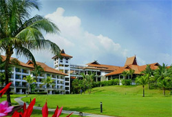 Bintan Lagoon Resort - Sea View Golf Course