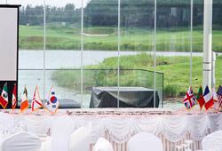 Nine Bridges Golf Course