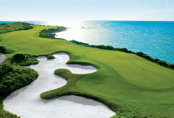 Sandals Emerald Reef Golf Club
