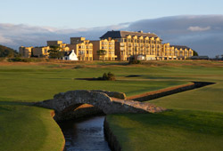 The Old Course Hotel, Golf Resort & Spa, St. Andrews (Scotland)