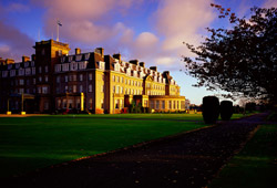 The Gleneagles Hotel, Perthshire (Scotland)