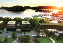 FRAD.E Hotel, Marina, Golf & Vilas