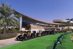 Al Badia Golf Club Intercontinental Dubai Festival City