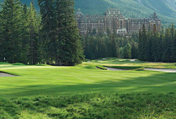 The Fairmont Banff Springs Hotel (Canada)